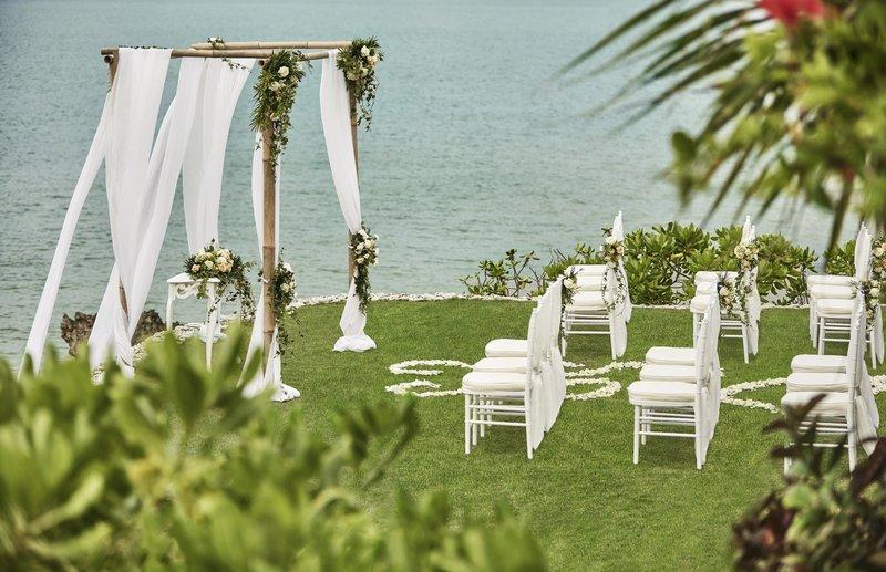 フォーシーズンズリゾートバリの結婚式場