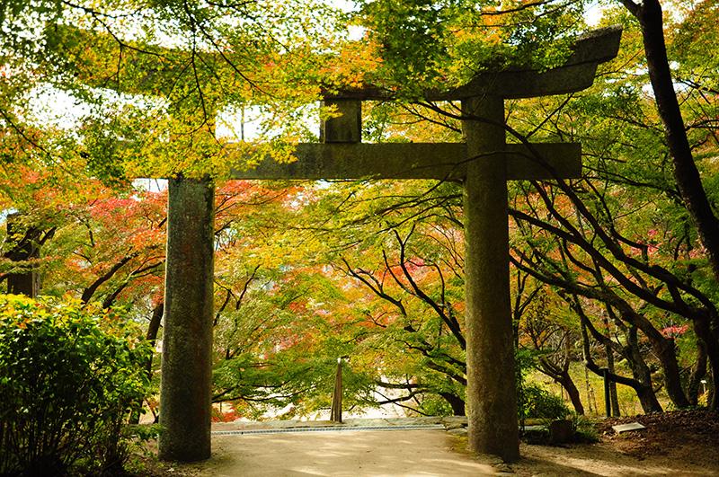 今年おすすめの日本の絶景紅葉名所8選 - 福岡県・熊野神社