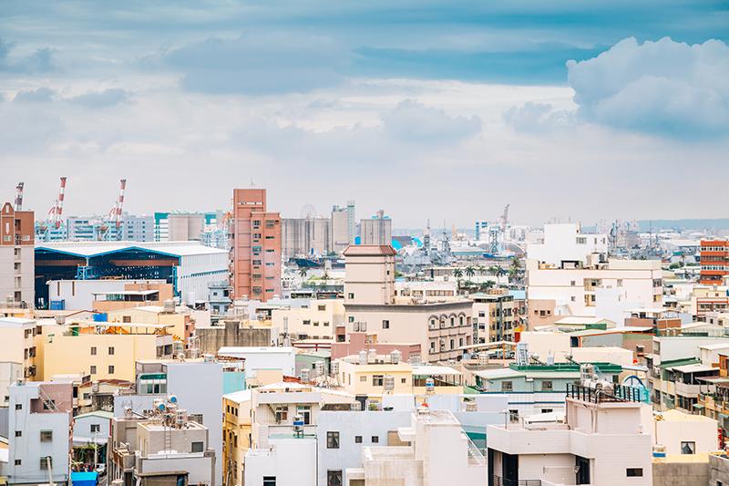 今年の秋絶対訪れたい今注目の世界の都市10選:高雄市
