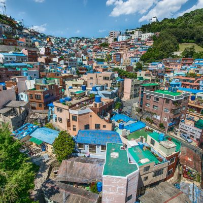 DEST_SOUTH KOREA_BUSAN_GAMCHEON Neighborhood GettyImages-981494528_Universal_Within usage period_28830