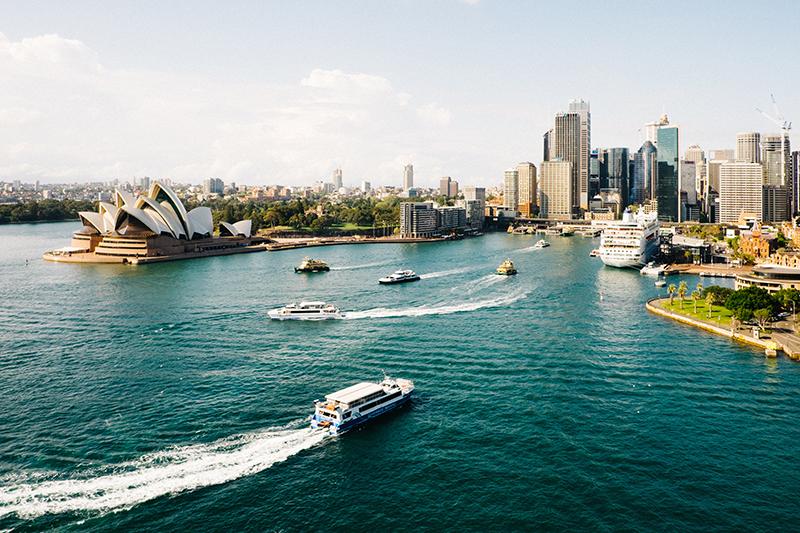 方位時期で選ぶ旅行に最適なタイミング!風水で占う開運旅行ガイド 2019年版パート2 | シドニー