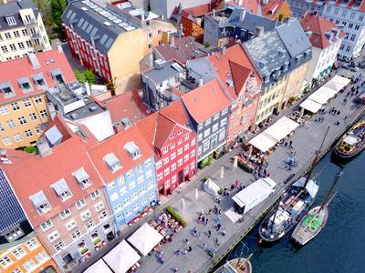 コペンハーゲンのホテル