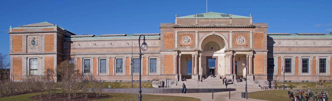 コペンハーゲン - 都会, 歴史的地区