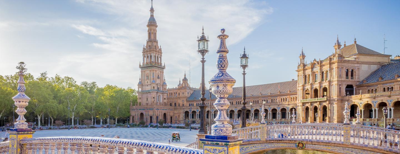 セビリア Sevillaのレンタカー