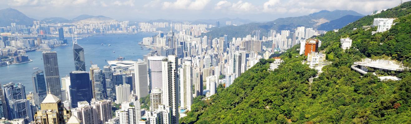 香港 - 都会, 歴史的地区