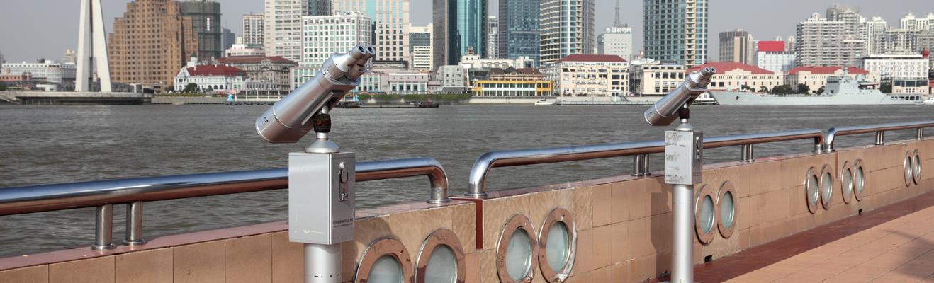 上海市 - 都会, 歴史的地区