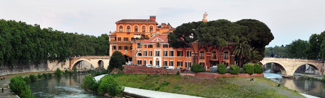 ローマ - ロマンチック, 都会, 歴史的地区