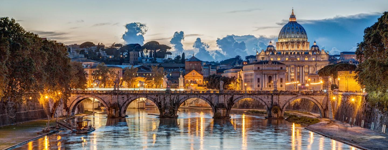 ローマのレンタカー