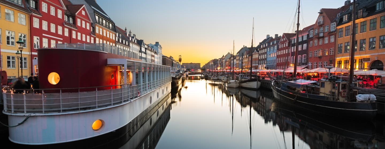コペンハーゲンのレンタカー