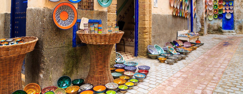 モロッコのレンタカー