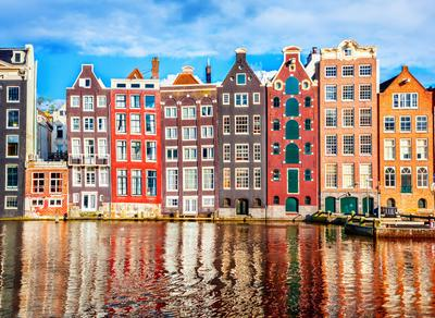 アムステルダムのホテル