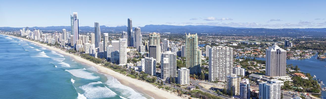 Gold Coast - ビーチ, ワイン, ショッピング, エコ, 都会, ナイトライフ