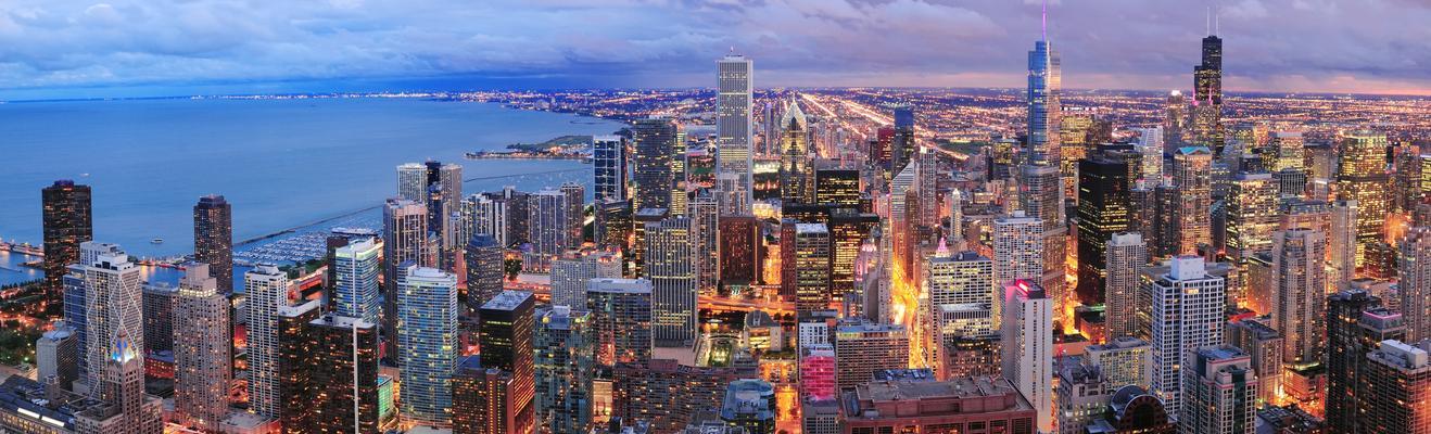 シカゴ - ロマンチック, ショッピング, 都会, 歴史的地区, ナイトライフ