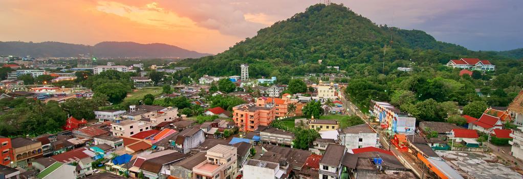 Phuket Montree Resotel