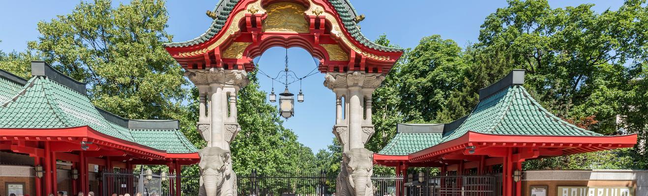 ベルリン - 都会, 歴史的地区