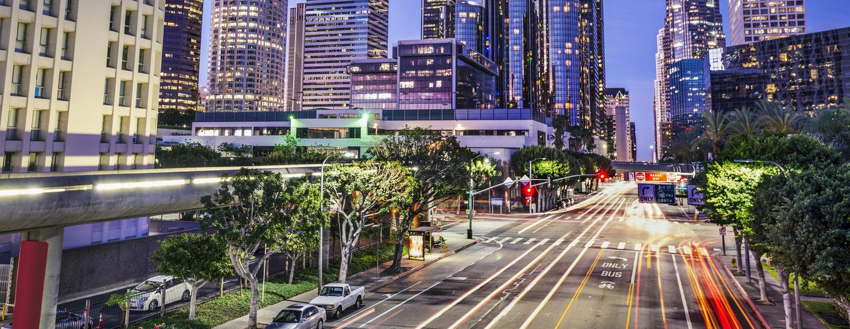 ロサンゼルスのレンタカー