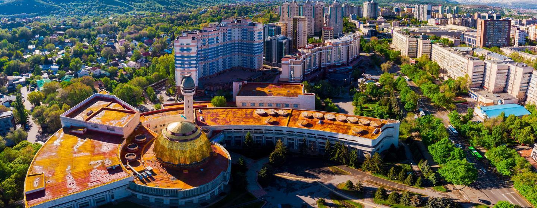 カザフスタンのレンタカー
