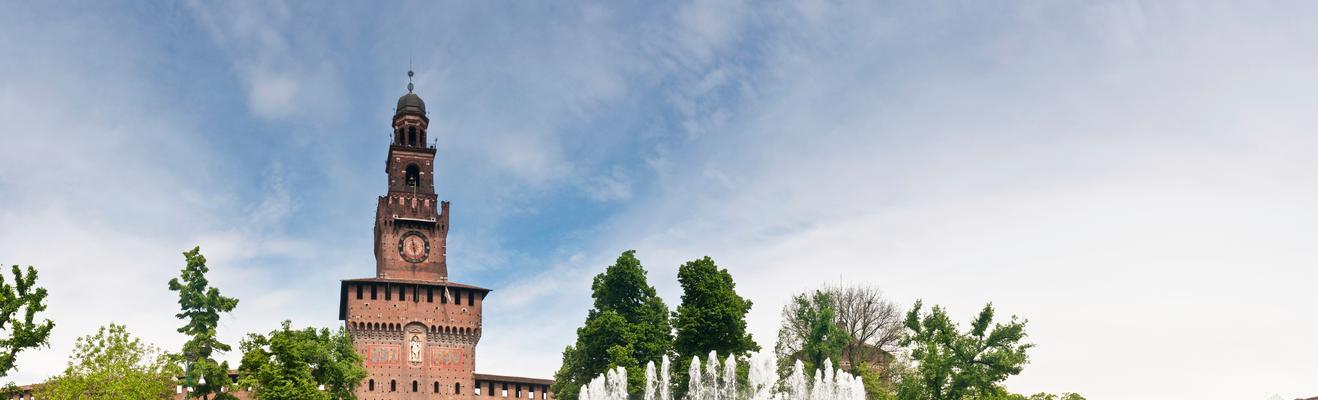 ミラノ - ロマンチック, ワイン, 都会, 歴史的地区