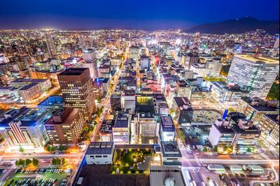 札幌市のホテル