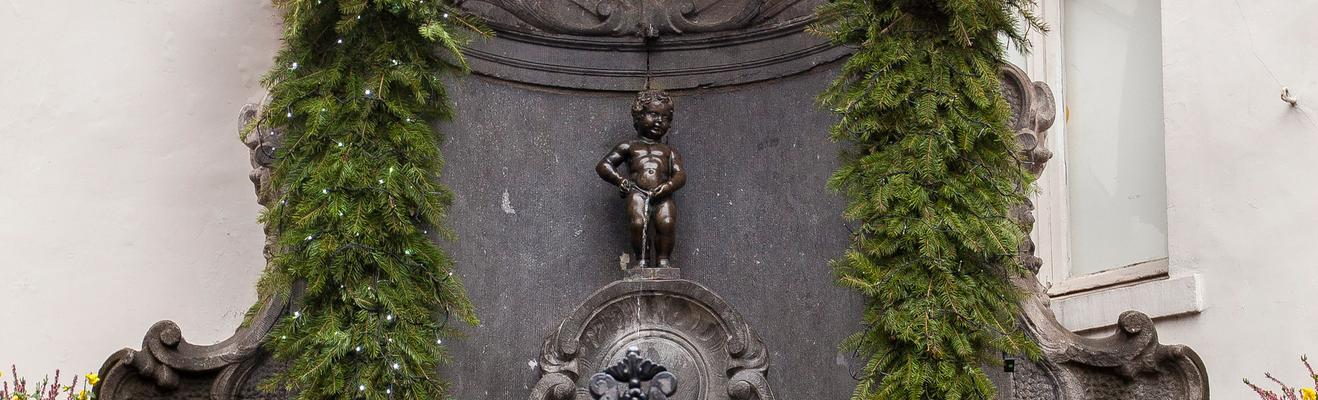 ブリュッセル - 都会, 歴史的地区