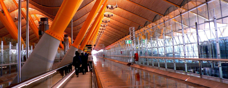 マドリード バラハス空港のレンタカー