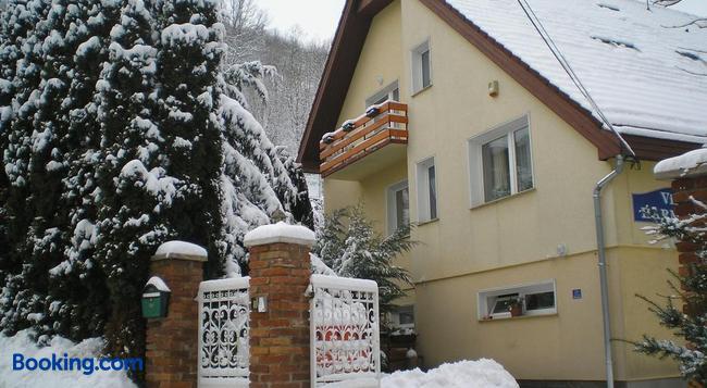Villa Harmonia - Visegrad - 建物