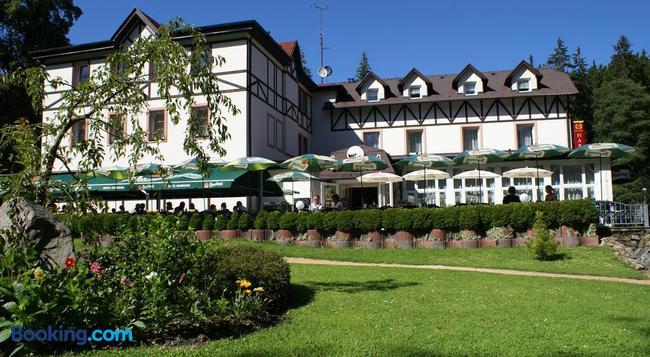 Spa & Wellness Hotel Harmonie - Marianske Lazne - 建物