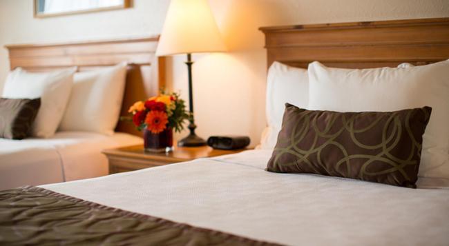 Coast International Inn - アンカレッジ - 寝室