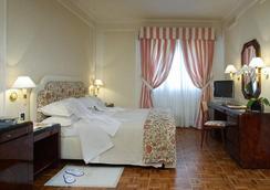 ホテル デ ラ ヴィッレ - フィレンツェ - 寝室