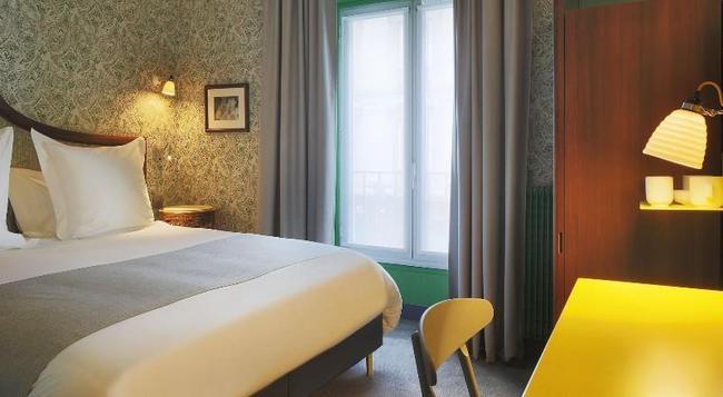 ホテル ジョゼフィーヌ ハッピーカルチャー - パリ - 寝室