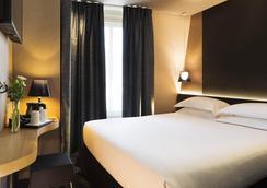 ベストウエスタン カルチェ ラタン パンテオン - パリ - 寝室