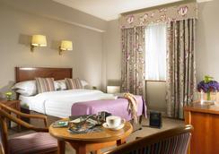 アシュリング ホテル ダブリン - ダブリン - 寝室