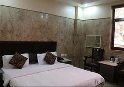 Hotel Maan K - ニューデリー - 寝室