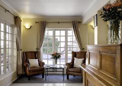 Best Western Cape Suites Hotel - ケープタウン - ロビー