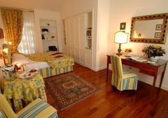 マリニョッレ ルレ アンド チャルメ レジデンツァ デポカ - フィレンツェ - 寝室