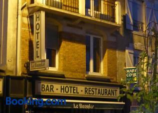 ル バニアー ホテル レストラン