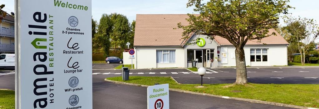 Hotel Campanile Auxerre - Monéteau - Auxerre - 建物