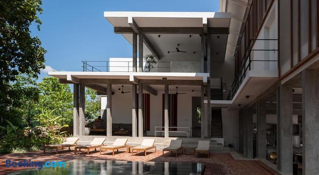 Villa Amma Erna - ガル - 建物