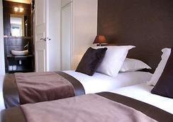 アトリエ モンパルナス ホテル - パリ - 寝室