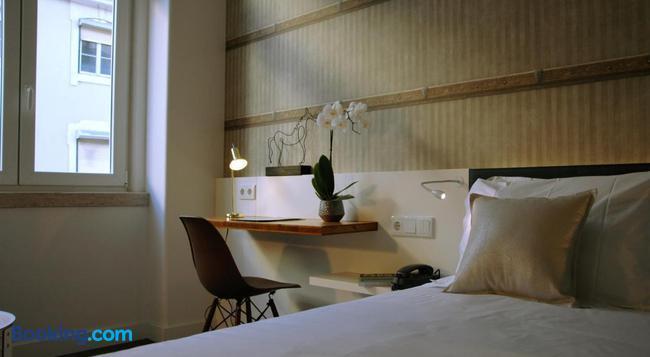 アウグスタ ブティック ハウス - リスボン - 寝室