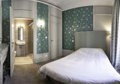 オテル ヴォーベクー - リヨン - 寝室