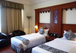 Platinum Hotel - マスカット - 寝室