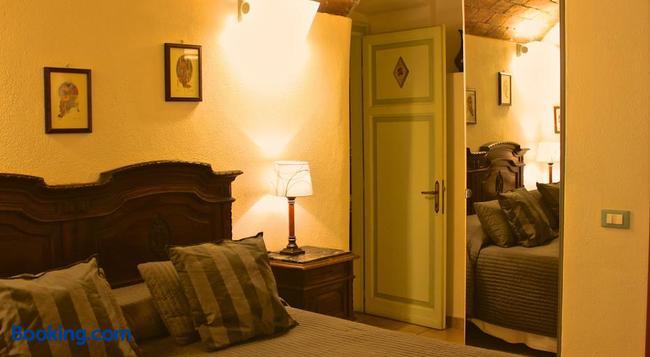 Citta Giardino B&B - ローマ - 寝室