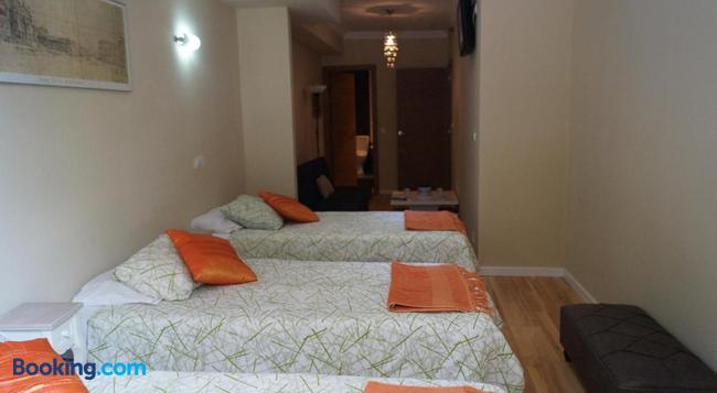 グッドホーム パセオ デ グラシア - バルセロナ - 寝室