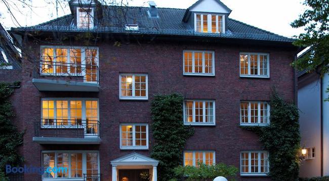 Von Deska Townhouses - Ivy House - ハンブルク - 建物