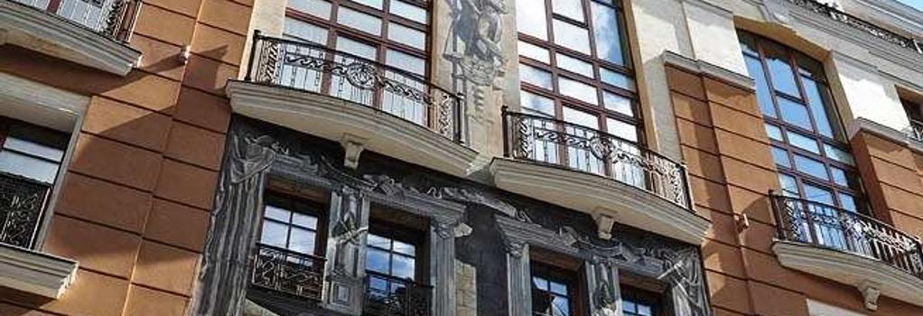 Nobilis Hotel - リヴィウ - 建物