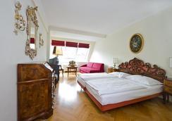 ホテル ロイヤル - ウィーン - 寝室