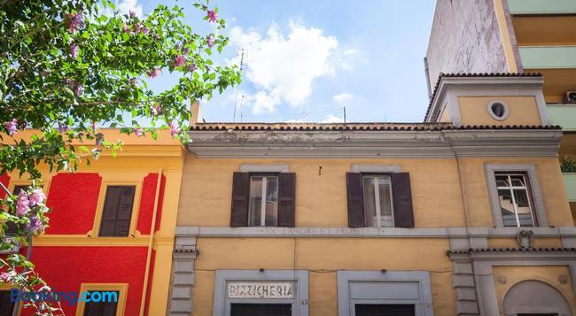 フーリオ カミッロ - ローマ - 建物