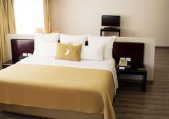 ベスト ウエスタン プラス グラン ホテル モレリア - モレリア - 寝室