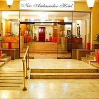 New Ambassador Hotel Hotel Entrance